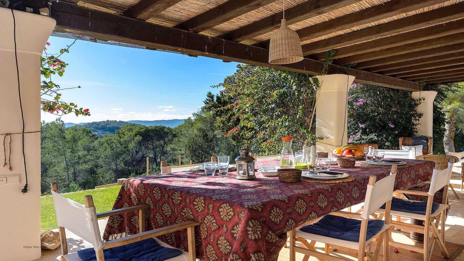 Villa Ashram Ibiza 16 Santa Gertrudis