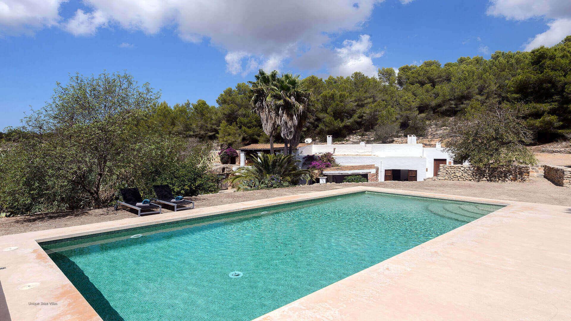 Villa Gilbert Ibiza 1 Near Santa Gertrudis