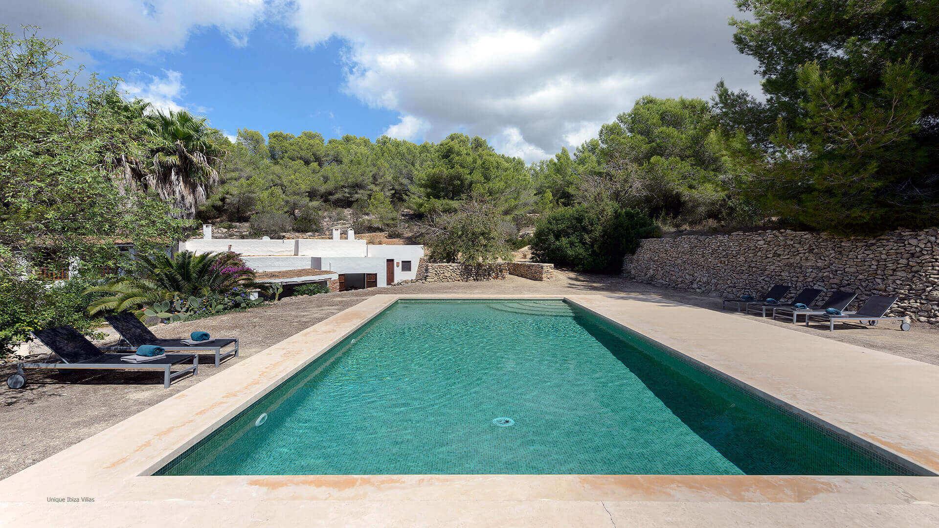 Villa Gilbert Ibiza 2 Near Santa Gertrudis