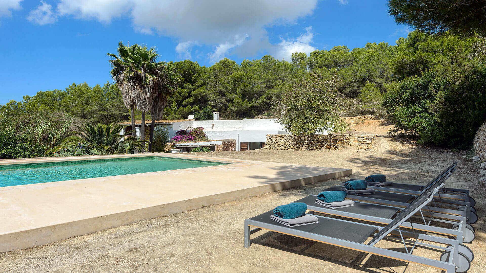 Villa Gilbert Ibiza 3 Near Santa Gertrudis