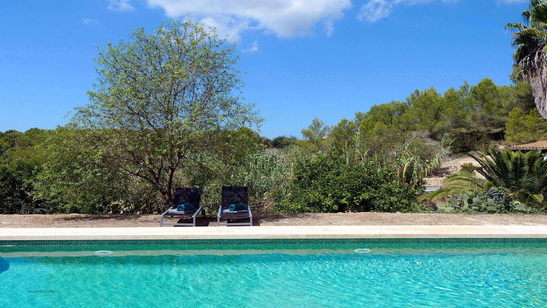 Villa Gilbert Ibiza 4 Near Santa Gertrudis