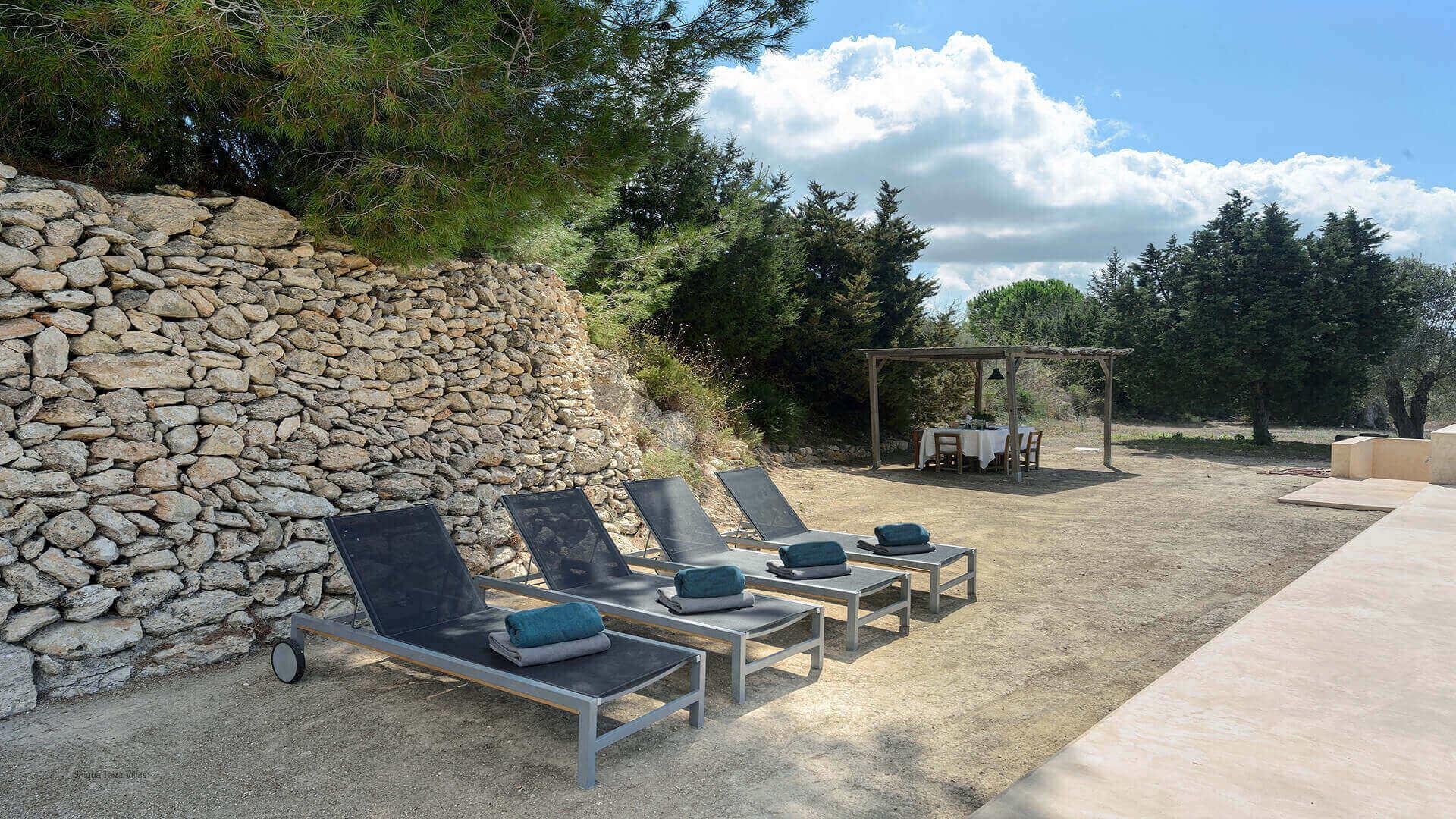 Villa Gilbert Ibiza 5 Near Santa Gertrudis