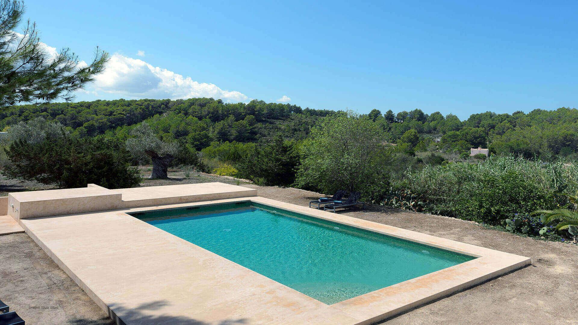 Villa Gilbert Ibiza 6 Near Santa Gertrudis