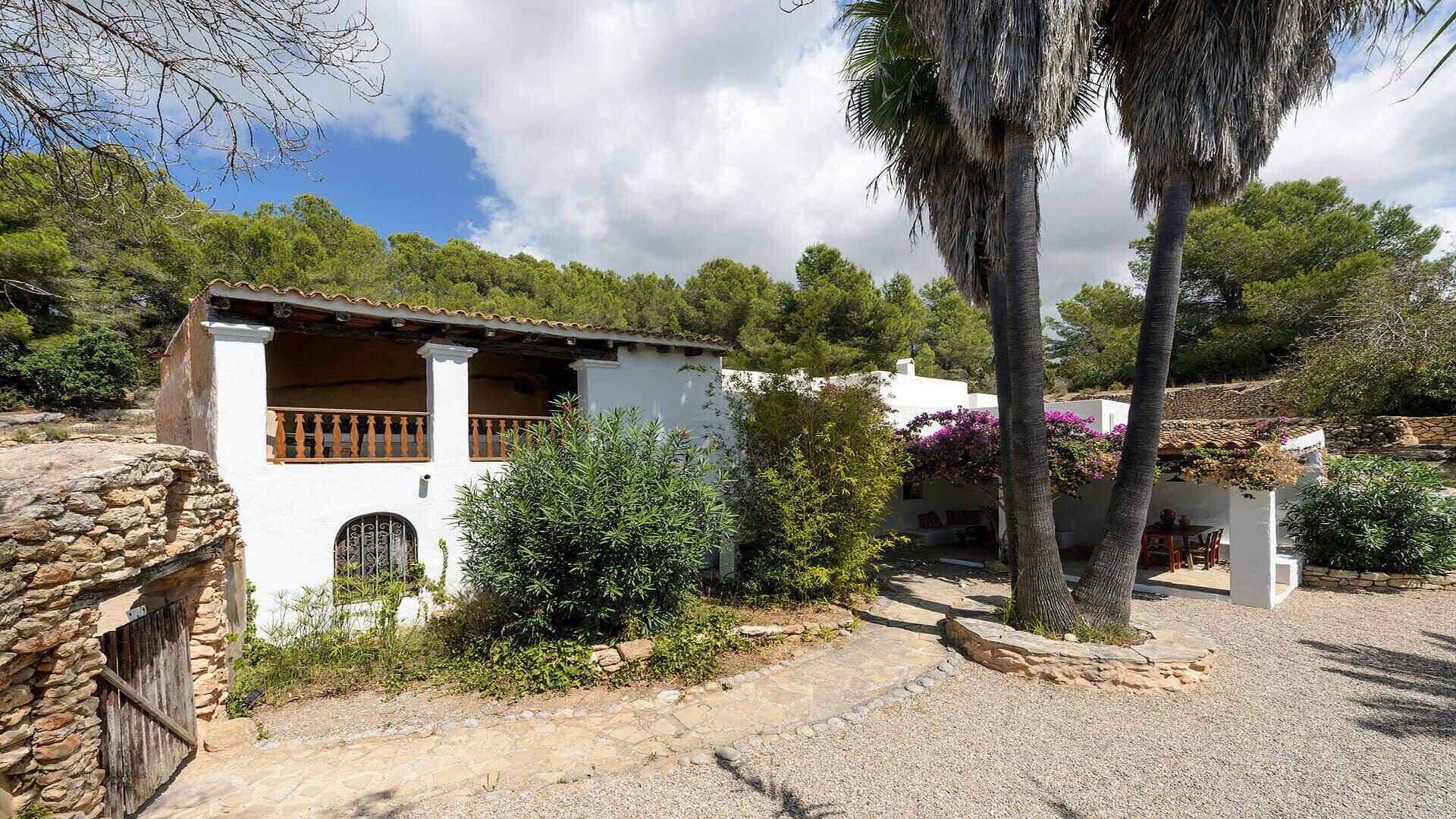 Villa Gilbert Ibiza 7 Near Santa Gertrudis