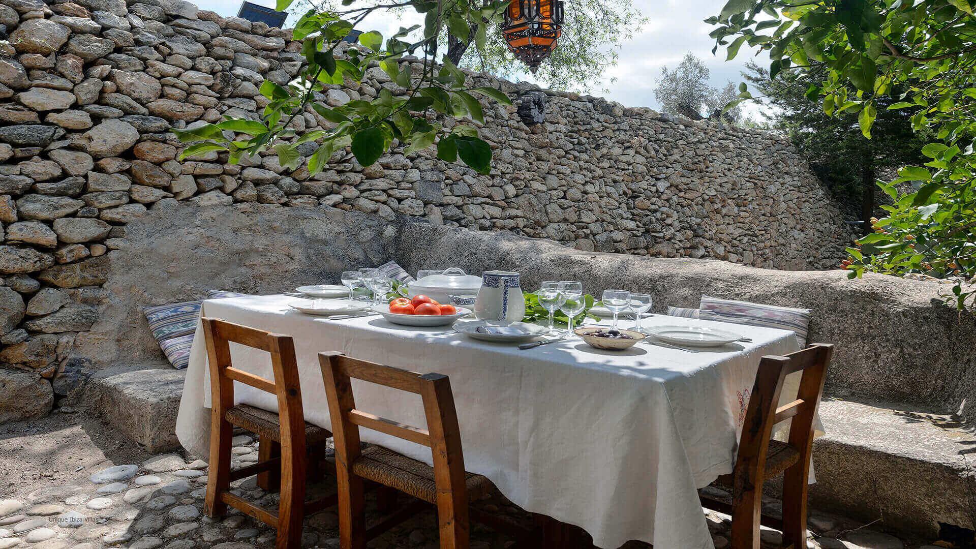 Villa Gilbert Ibiza 12 Near Santa Gertrudis