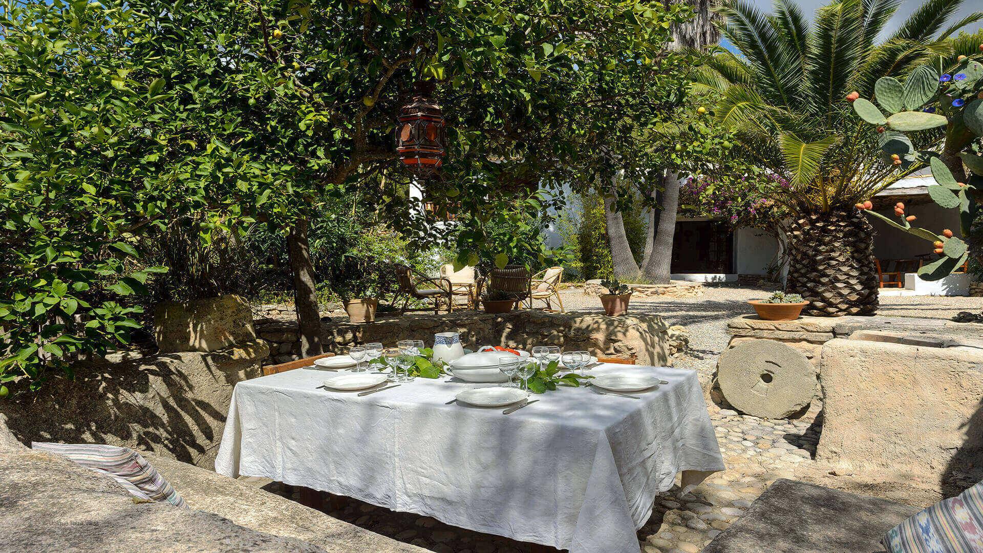 Villa Gilbert Ibiza 13 Near Santa Gertrudis