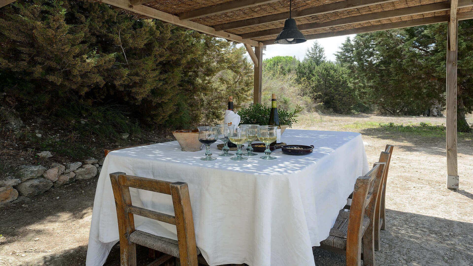 Villa Gilbert Ibiza 14 Near Santa Gertrudis