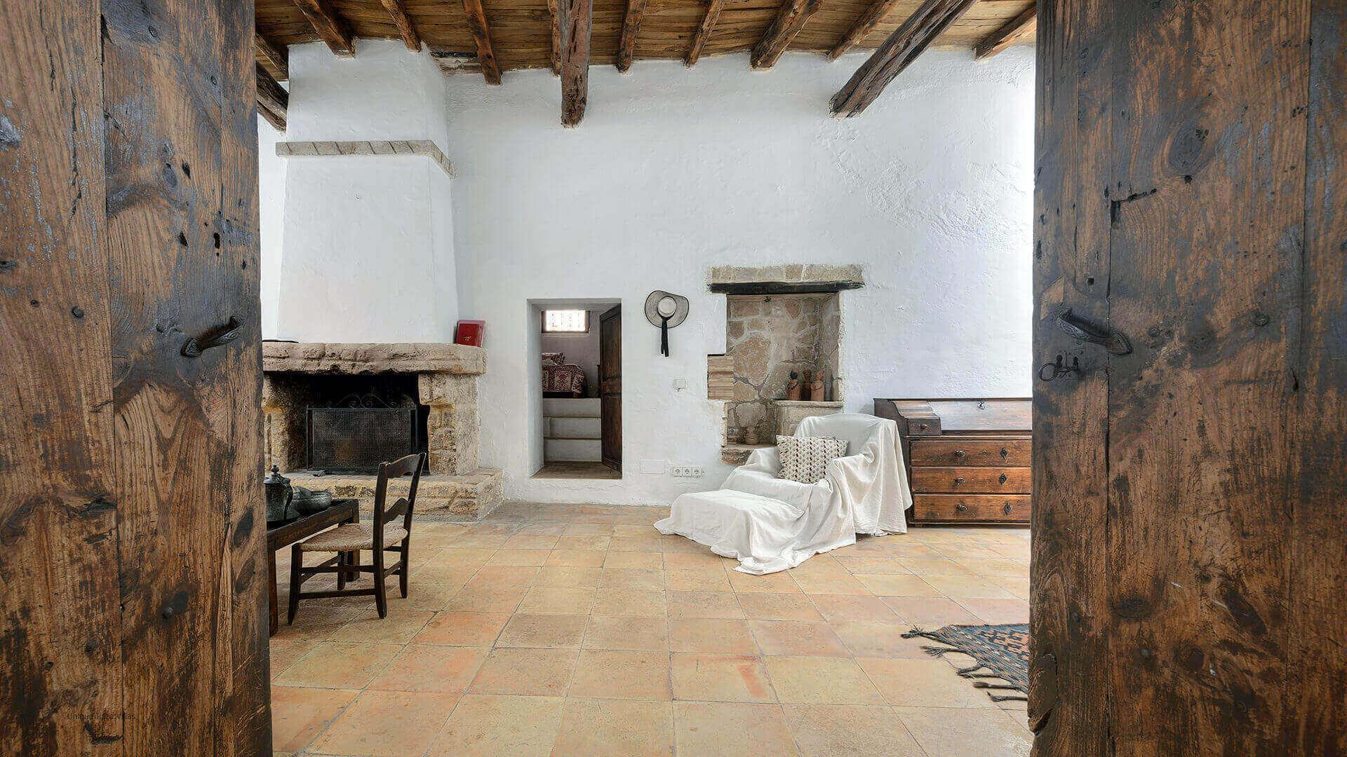 Villa Gilbert Ibiza 18 Near Santa Gertrudis