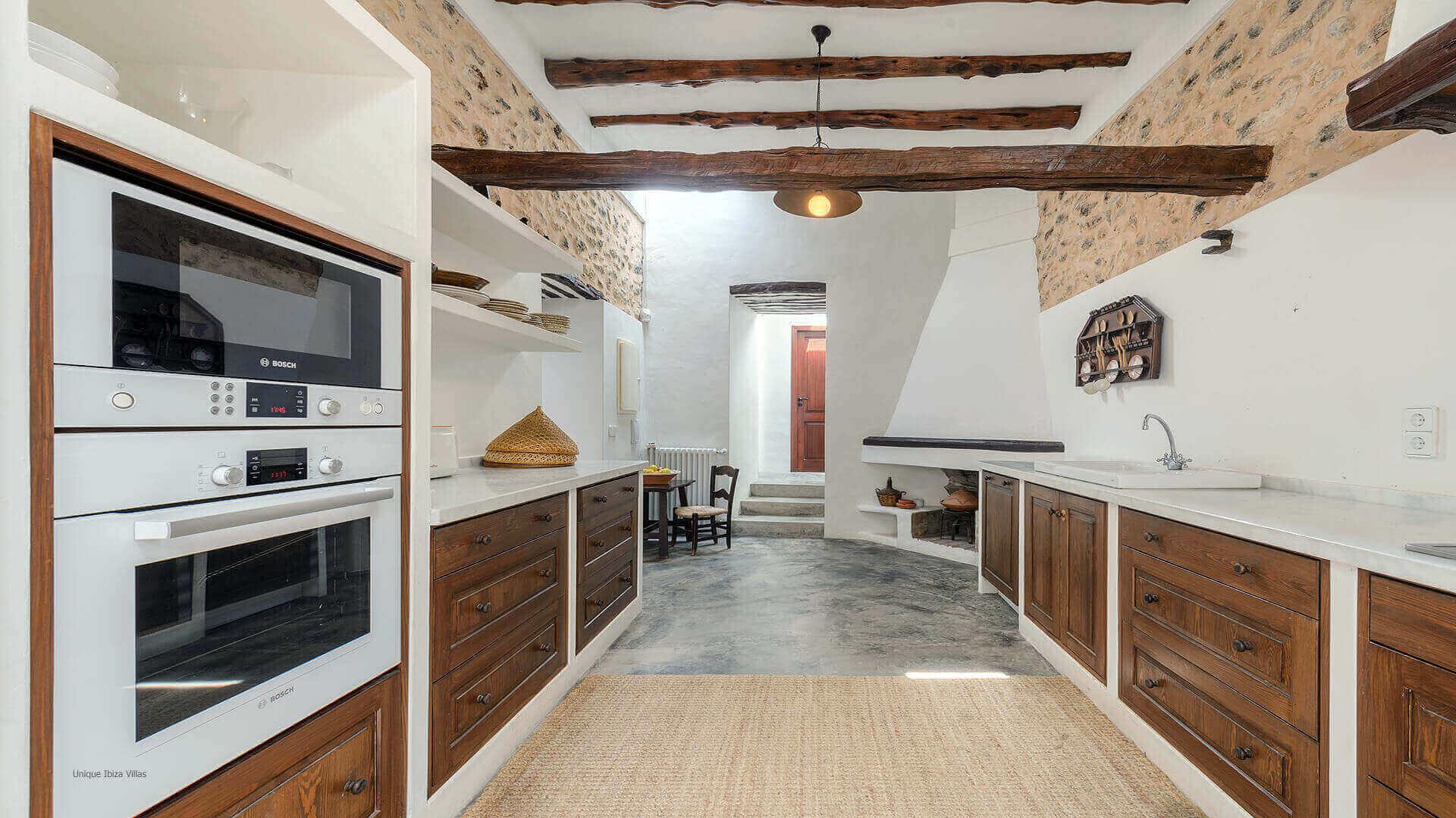 Villa Gilbert Ibiza 19 Near Santa Gertrudis