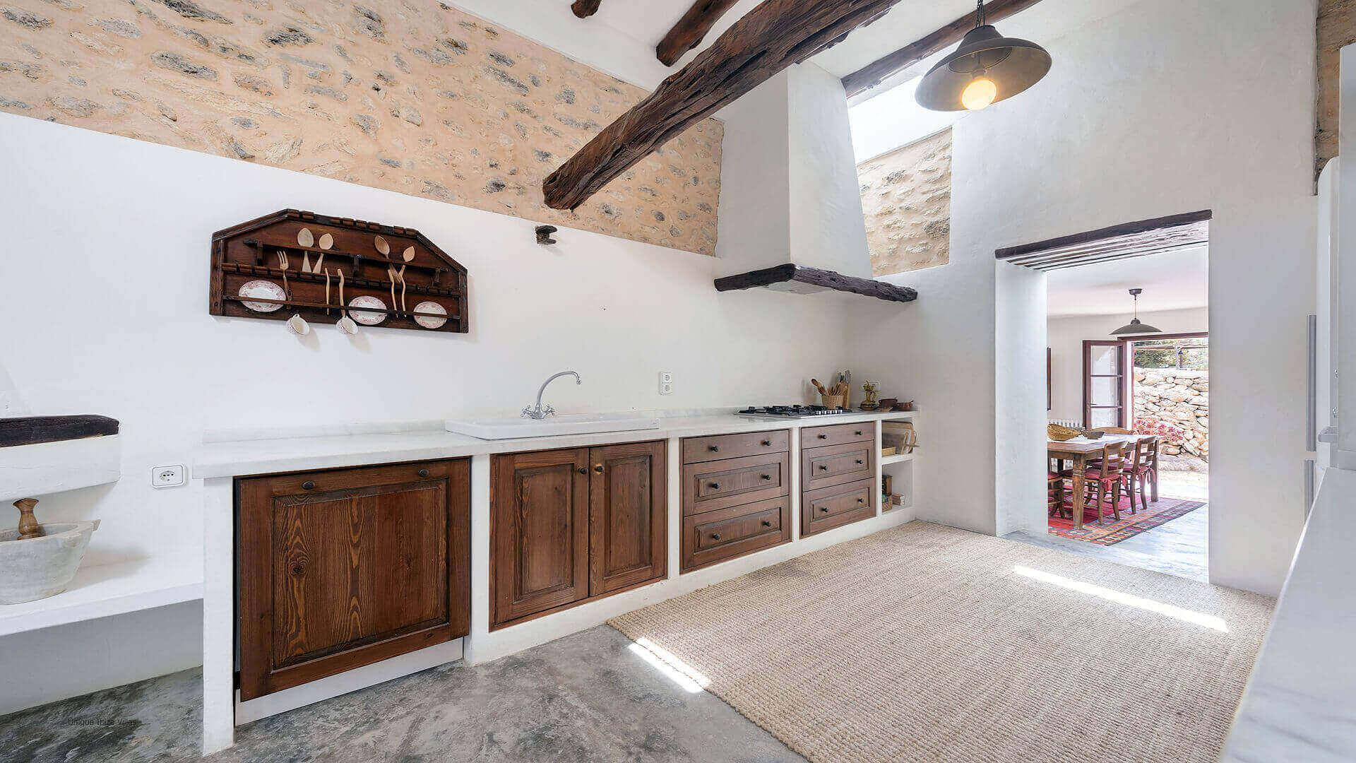 Villa Gilbert Ibiza 20 Near Santa Gertrudis