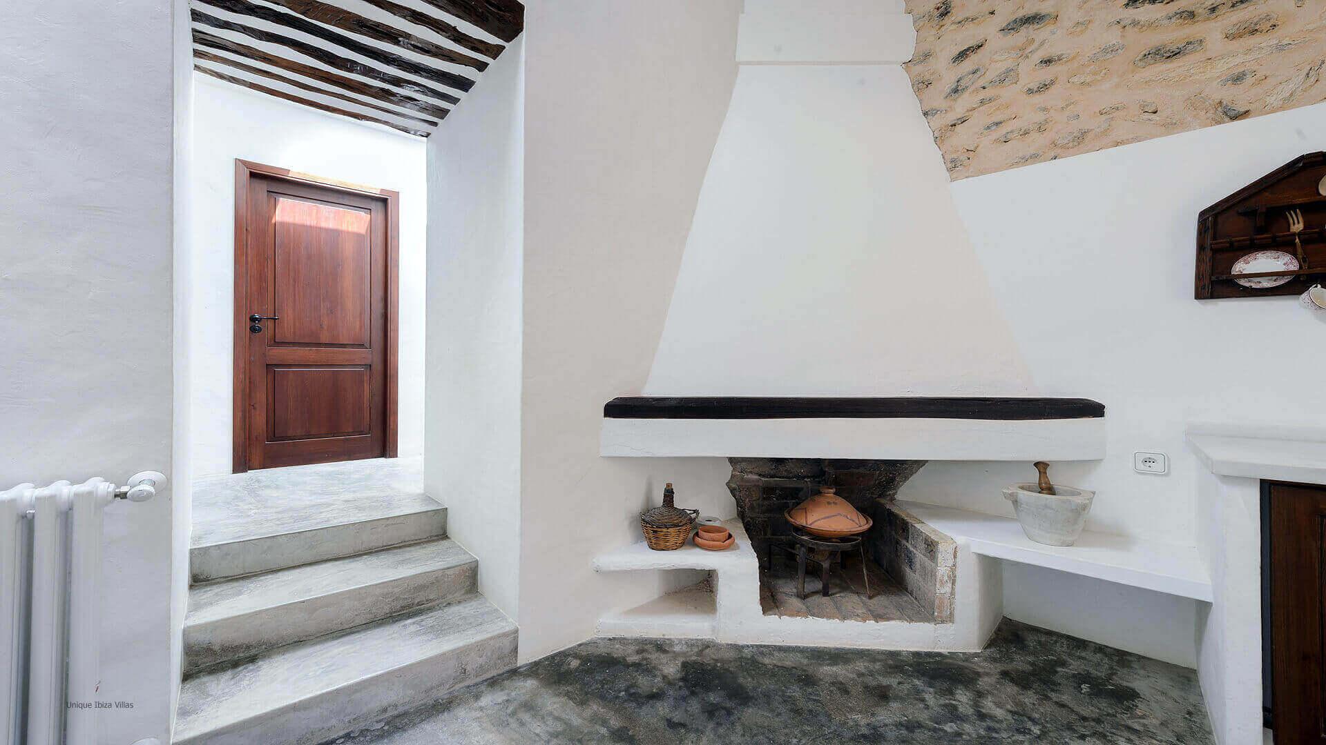 Villa Gilbert Ibiza 21 Near Santa Gertrudis