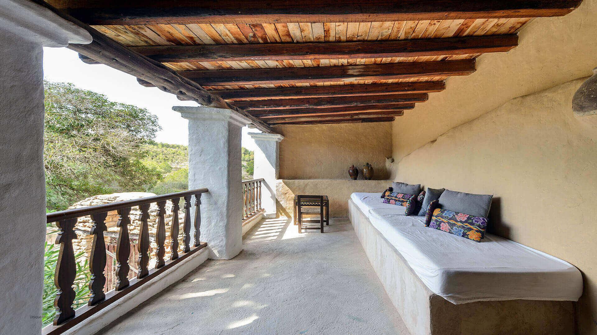Villa Gilbert Ibiza 31 First Floor Terrace