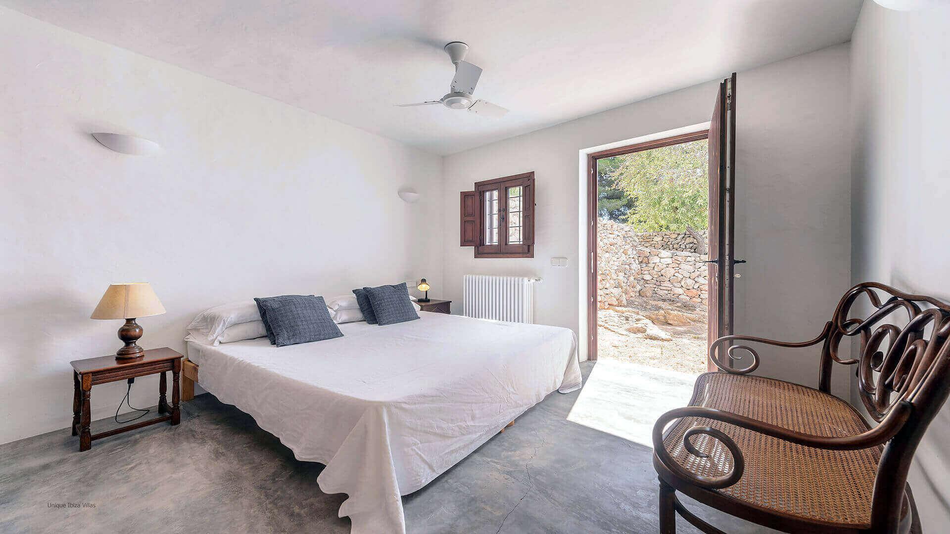 Villa Gilbert Ibiza 32 Bedroom 1