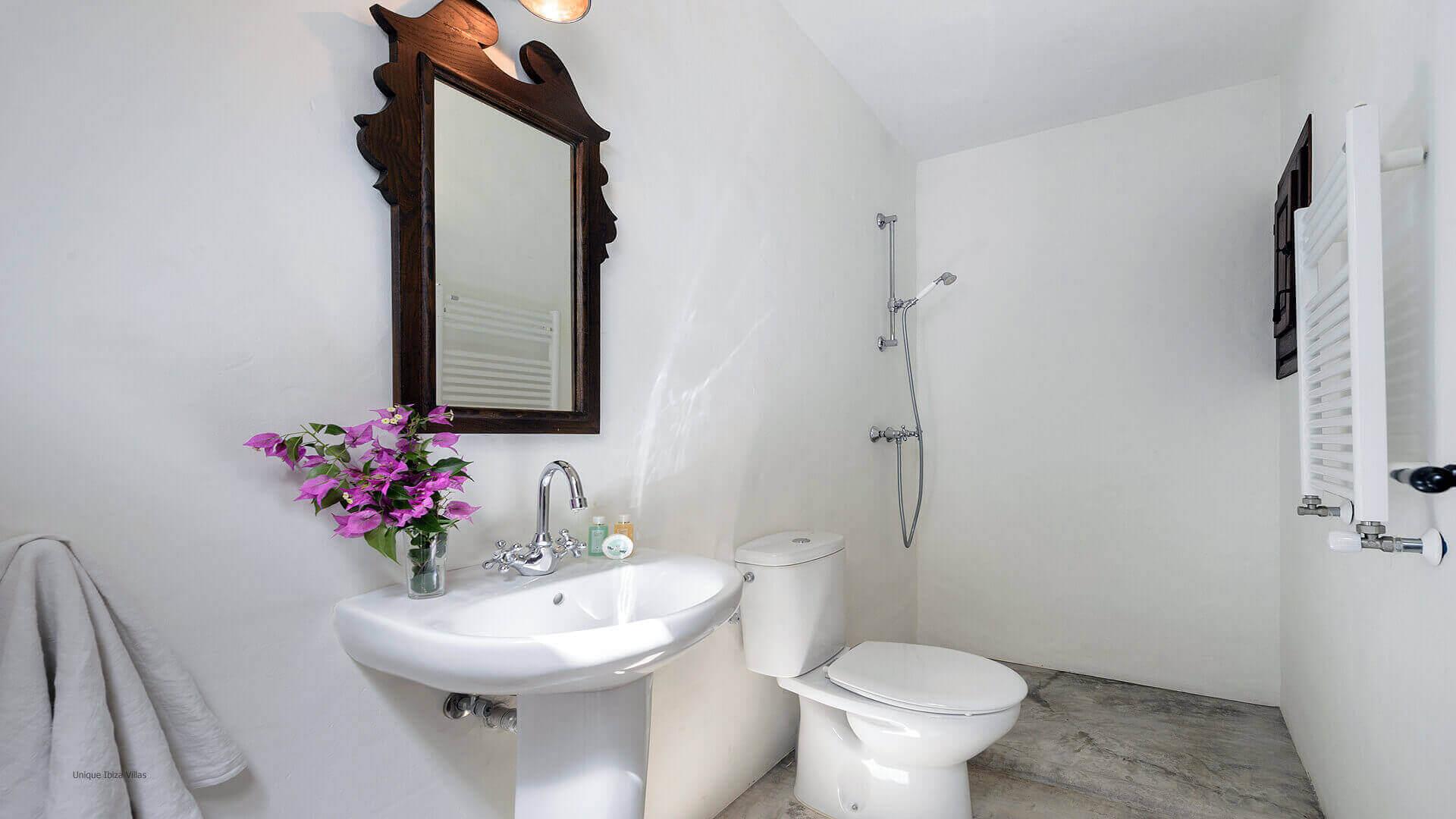 Villa Gilbert Ibiza 37 Bathroom 2