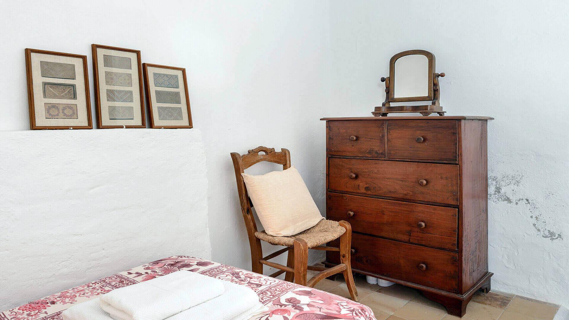 Villa Gilbert Ibiza 40 Bedroom 3