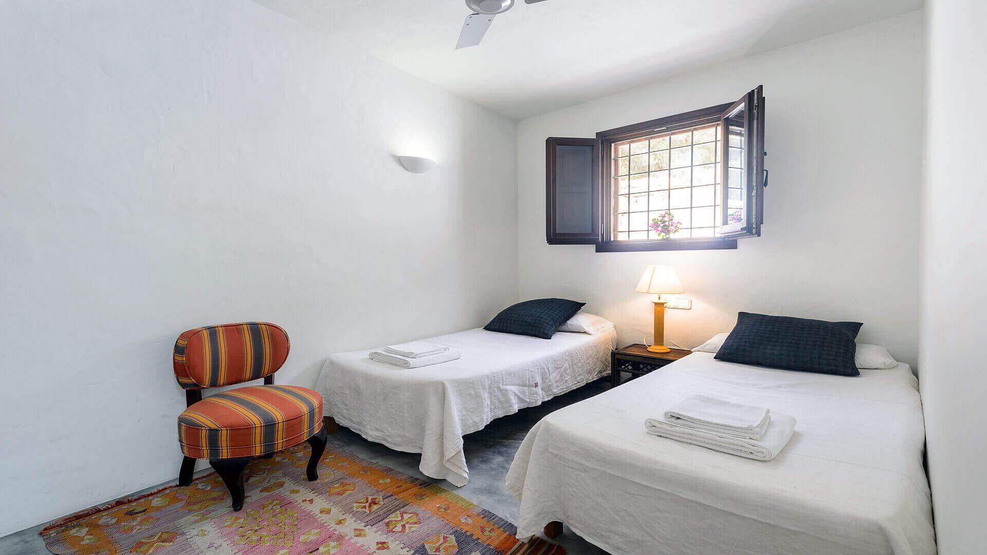 Villa Gilbert Ibiza 41 Bedroom 4