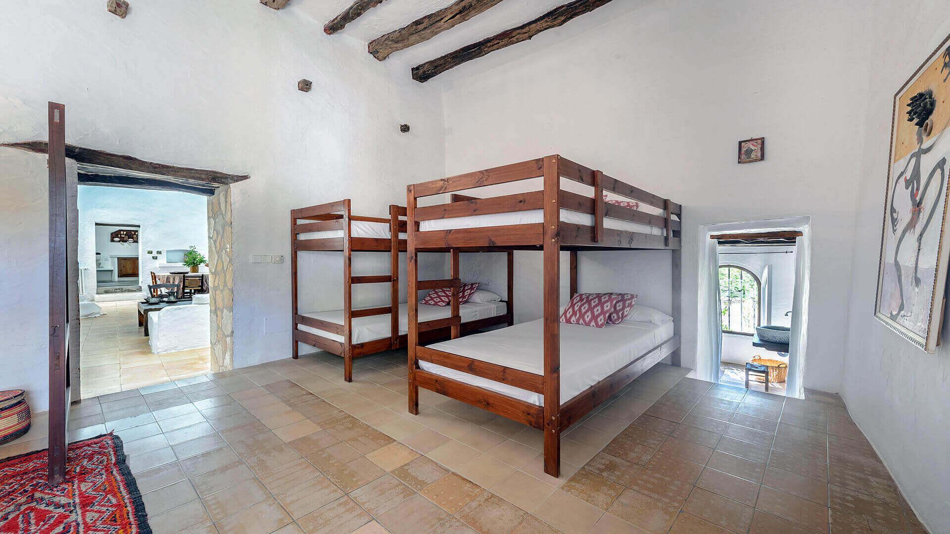 Villa Gilbert Ibiza 43 Bedroom 5