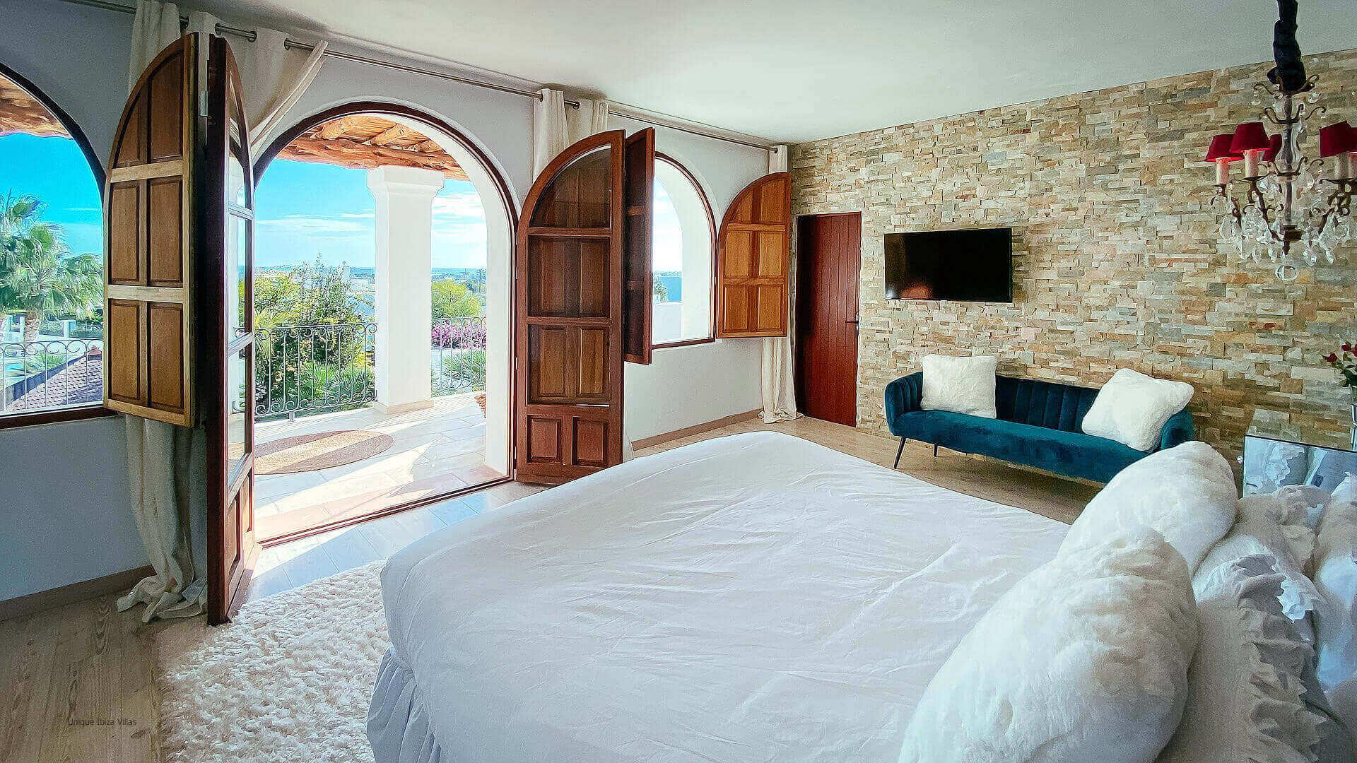 Villa El Secreto Ibiza 26 Bedroom 1