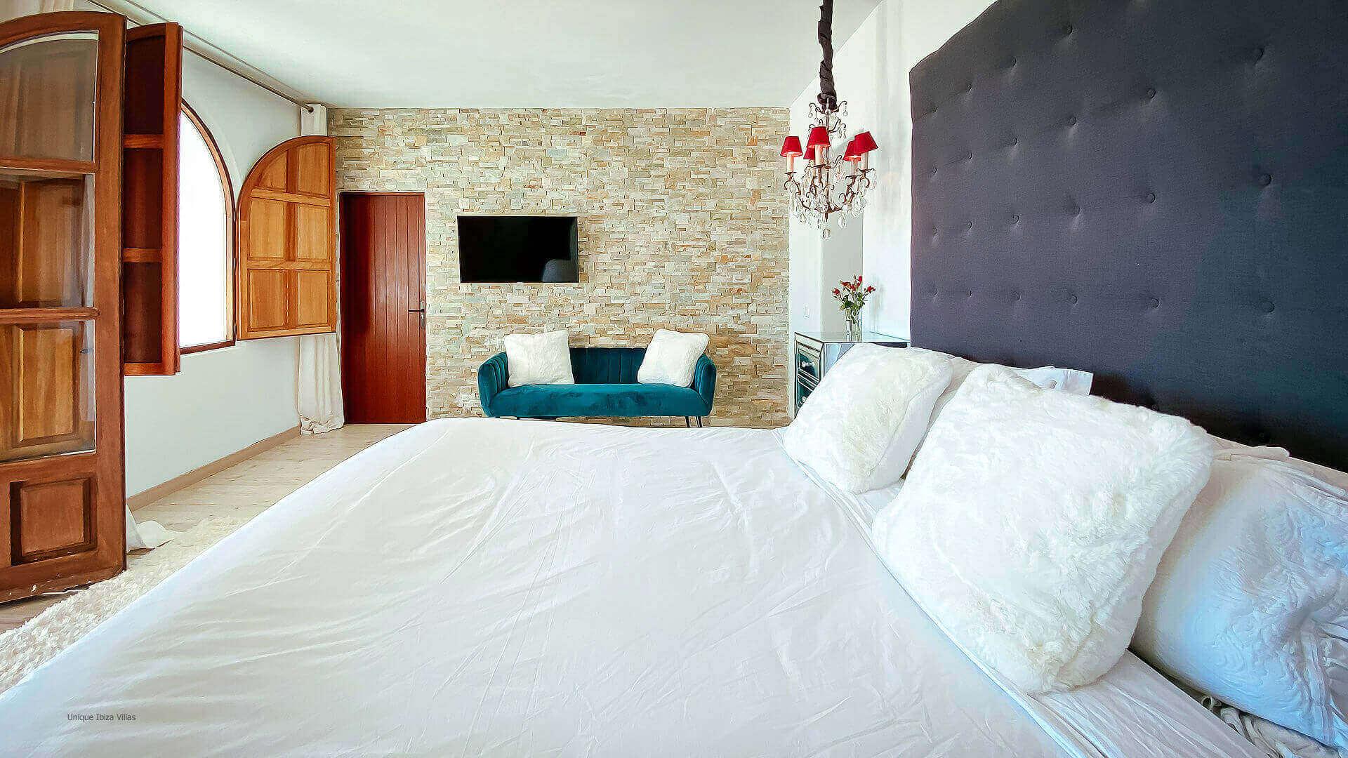 Villa El Secreto Ibiza 27 Bedroom 1