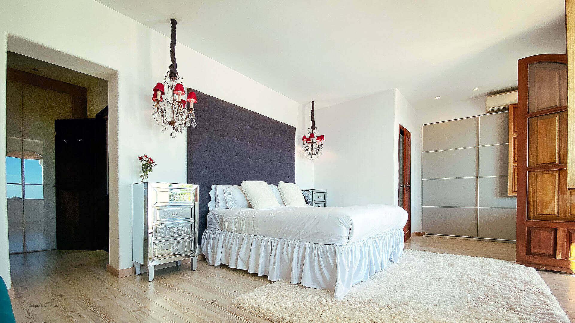 Villa El Secreto Ibiza 28 Bedroom 1