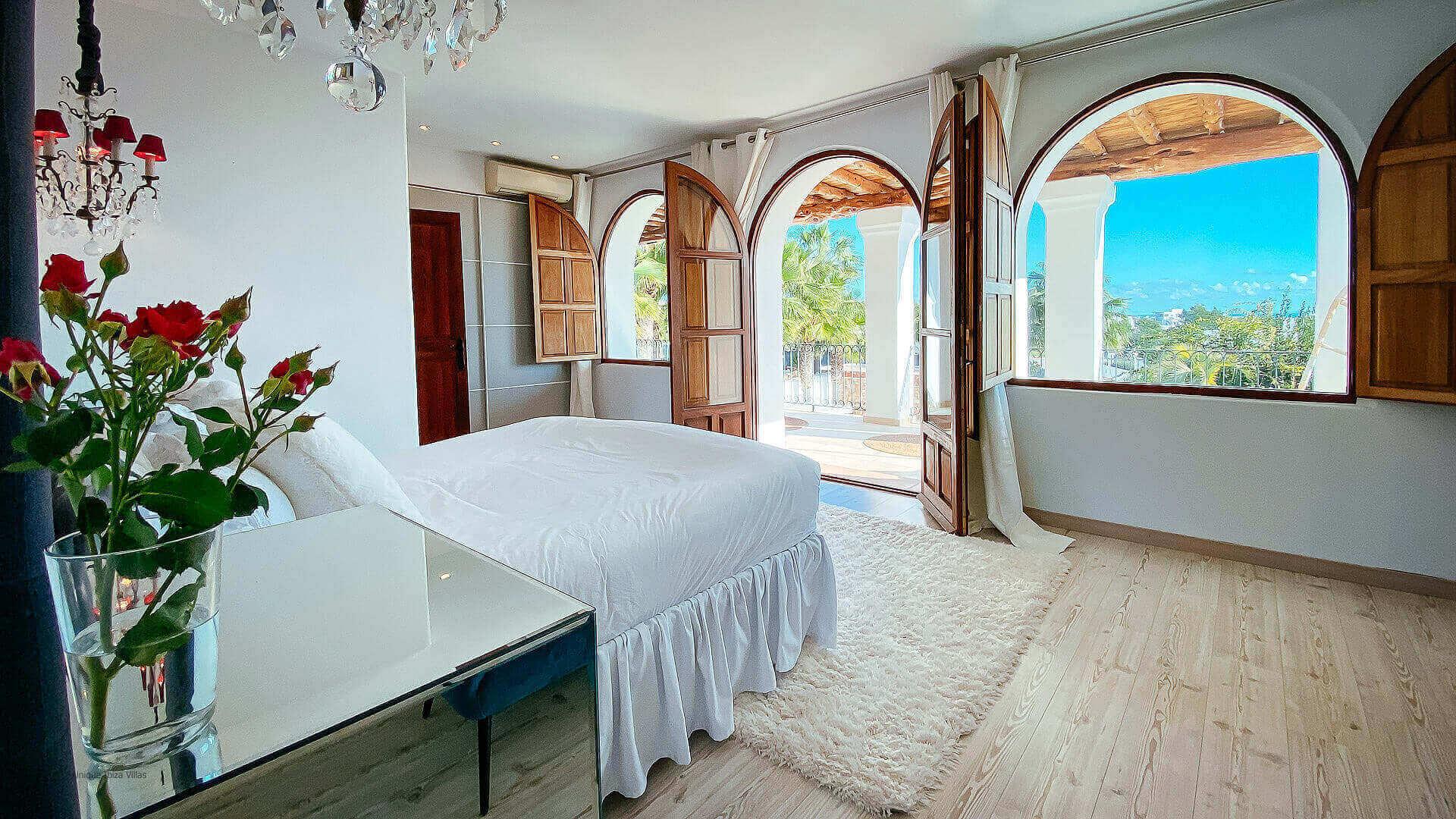 Villa El Secreto Ibiza 29 Bedroom 1