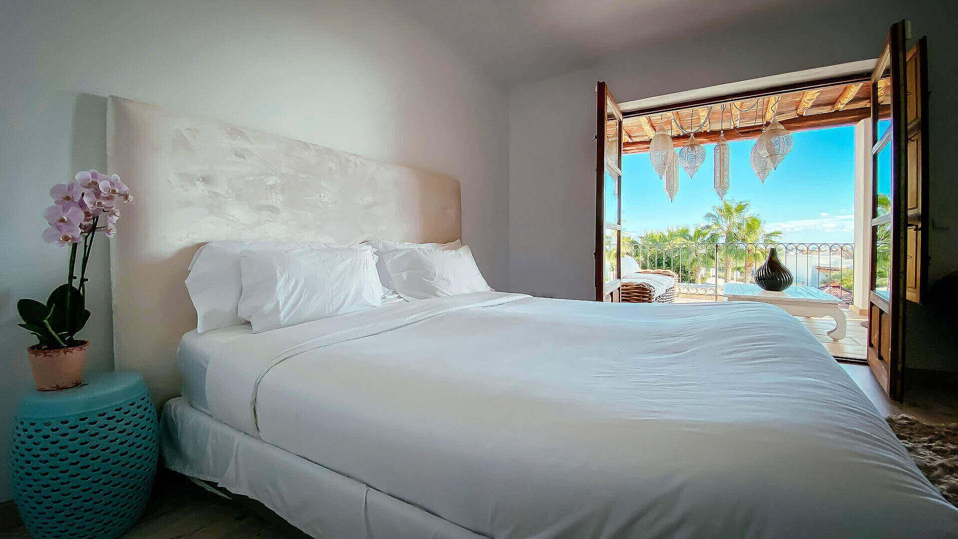 Villa El Secreto Ibiza 37 Bedroom 2 Terrace
